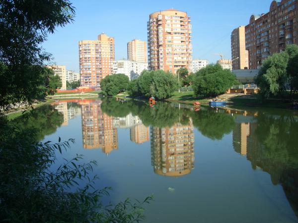 Khimki canal
