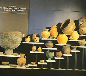 An Exhibit in the Museum of Archeology and Ethnography.jpg