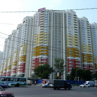 Khimki building