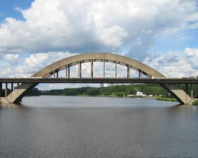 Khimki bridge