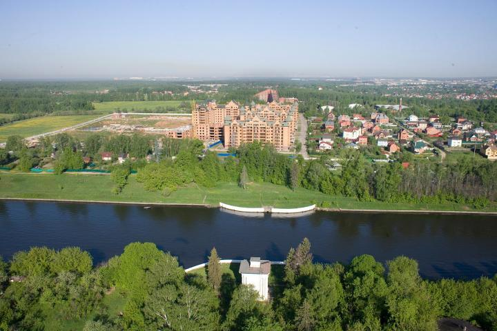 Khimki view